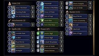 Eternal CCG - Dark Frontier - Hooru Mindlink