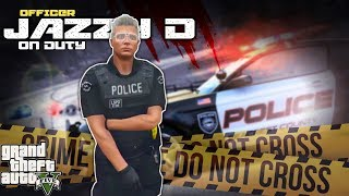 Catching the CRIMINALS  !giveaway - GTA 5 Role Play Live Stream - Officer Jazzy!