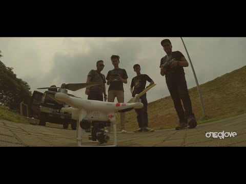 ONEGLOVE: Project X Aerial with @bowief1 and @fietter DJI Phantom Indonesia [HD]