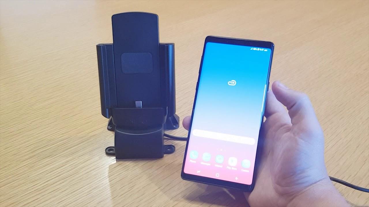 Samsung Galaxy Note 9 Vehicle Mobile Phone Holder   Strike