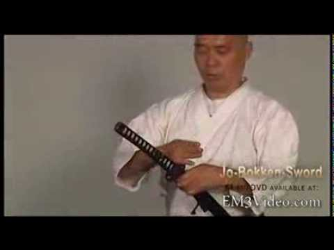 how to make a bokken