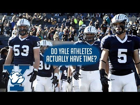 WHAT IT TAKES TO BE A YALE ATHLETE // interview