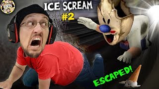 Gambar cover ESCAPING the ICE SCREAM MAN!  CHUBBY ONES AREN'T SAFE!  (FGTeeV #2)