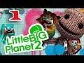 ч.01 Прохождение Little Big Planet 2 Введение