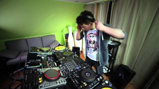 DJ Army The Italian DJ Contest 2013 by Pioneer Mix Entry.mp4