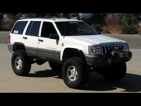 Jeep Grand Cherokee 4x4 Project Zj Part 37 Custom 2x6