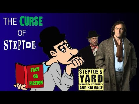 HARRY H CORBETT & The Curse of Steptoe (review)