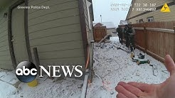 Horrifying moment inside Colorado home caught on body cam l ABC News
