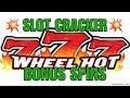 💥777 Wheel Hot Slot Machine Live Play & Bonus Win💥