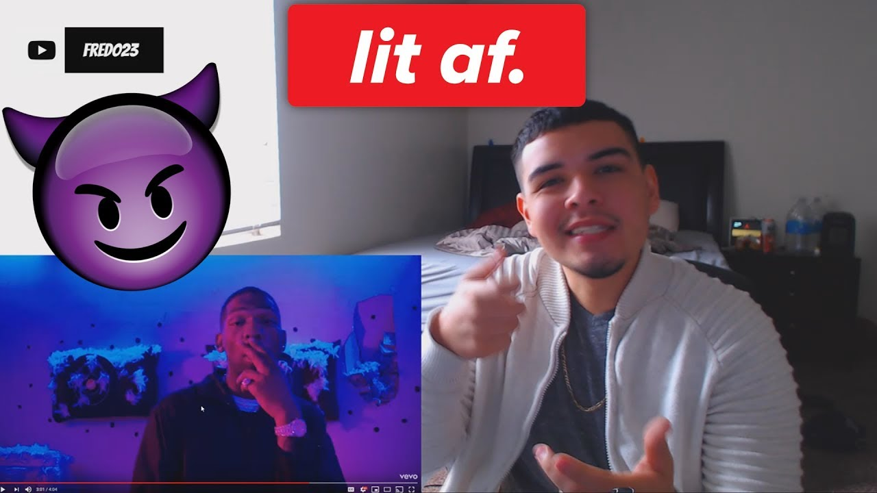 Reaction to Lil Mosey - Yoppa (ft. BlocBoy JB) [Official Music Video]