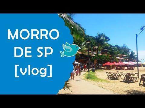 [VLOG] O QUE FAZER EM MORRO DE SÃO PAULO - BAHIA   Fê Rabaglio