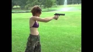 【実銃 試射】デザートイーグル 50AE