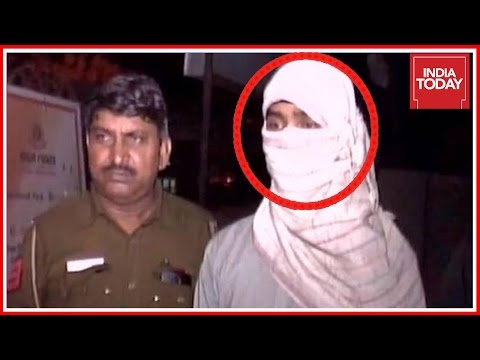 Girl Allegedly Raped In Moving Car In Delhi With MHA Sticker On It