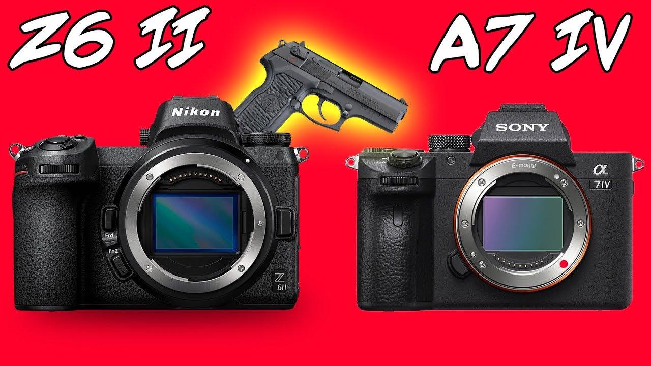 Why Nikon Z6 II will be the Sony A7 IV Killer