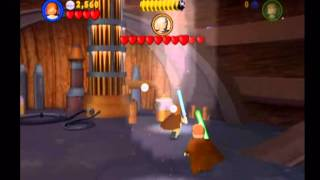 Lego Star Wars the Video Game Walkthrough [W2] Attack of the Clones [E5] Count Dooku