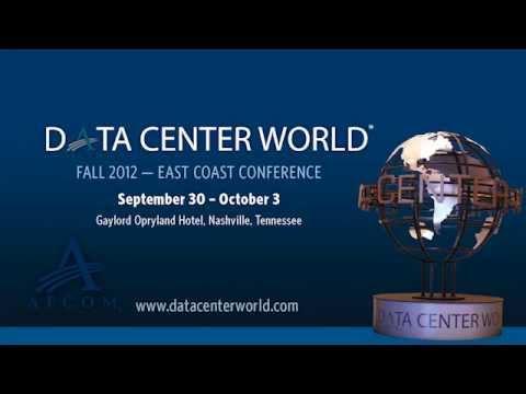 Data Center World by AFCOM: Fall 2012