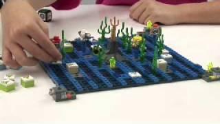 LEGO Games Atlantis Treasure - Toys R Us