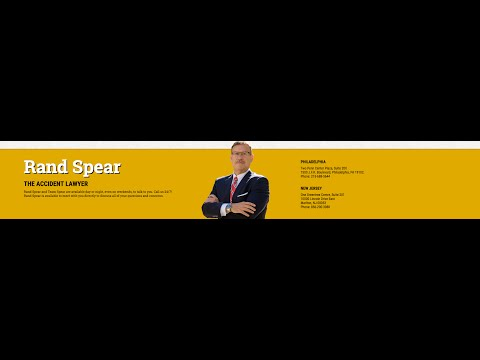 Car Accidents Lawyer  in philadelphia Attorney Rand Spear got major compensation 215-688-5644