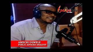 IGBO POLITICS: NDIGBO DISCUSS NOMINATION OF PETER OBI AS ATIKU ABUBAKAR'S RUNNUNG MATE