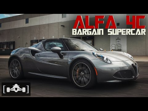 Alfa Romeo 4C Spider Review | The Little Super Car That Could
