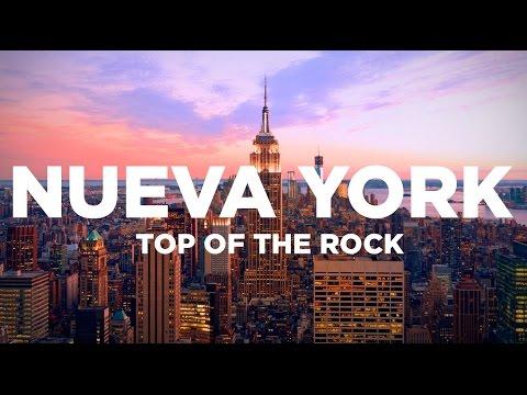 Top of the Rock. Las mejores vistas de Nueva York