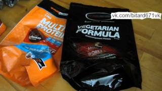 Похудел от протеинов