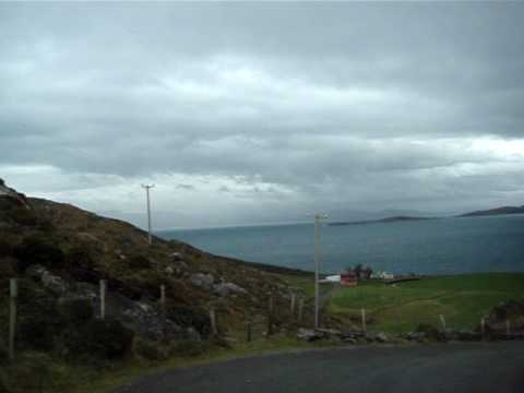 Driving the Ring of Beara, Co Cork, Ireland