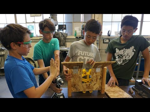 Paly Robotics Summer Camp 2017 Recap