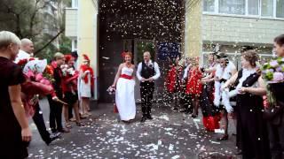 Мария + Вадим (свадебный клип в стиле Чикаго)