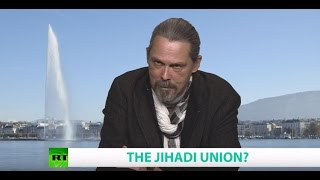 THE JIHADI UNION? Jean-Paul Rouiller, Director, Geneva Centre for Training and Analysis of Terrorism