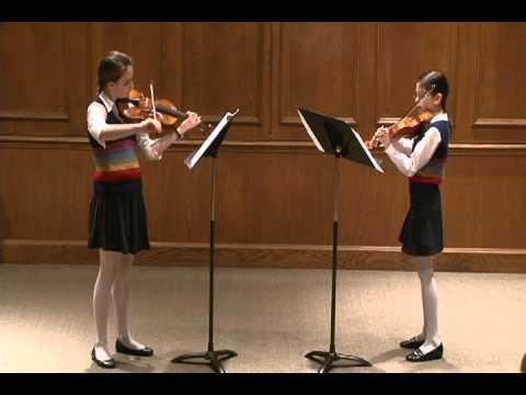 The Evan Thomas Institute Violin Duet.mp4