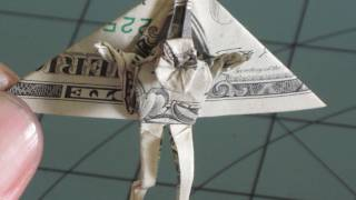 Dollar Origami Hang Glider (advanced Model)