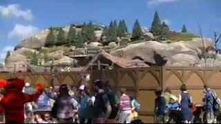 Seven Dwarfs Mine Train & Magic Kingdom Update (3/3/2014)