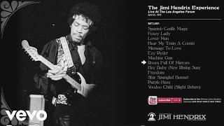 Jimi Hendrix - Room Full Of Mirrors (LA Forum 1970)