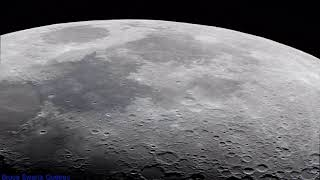 2  Lunar Ripples Cross Over The Entire Width of the Moon Like Waves In an Ocean June 18th 2021