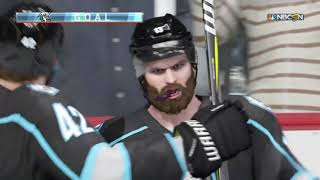 M.U.G NHL 18 highlights *