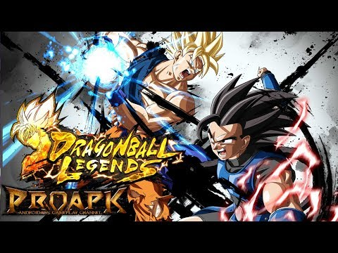 DRAGON BALL LEGENDS Gameplay Android / IOS (CBT)