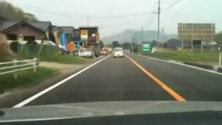 2010/05/06 国道48号線 仙台市上愛子~東根市パート1