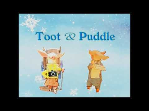 Ill Be Home For Christmas Dvd.Toot Puddle I Ll Be Home For Christmas Trailer S D Pirates Ahoy 2006