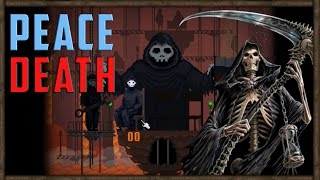 Heaven or HELL? |  PEACE DEATH GAME |  GRIM REAPER SIMULATOR