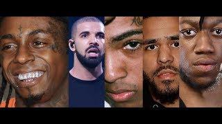 lilwayne #drake #ogmaco Lil Wayne CARTER 5, XXXTentacion 4th Suspec...