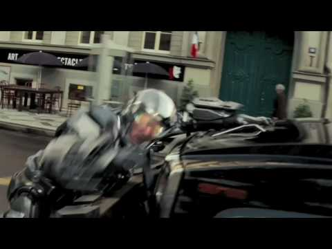 "Gi Joe Rise of Cobra Clip ""That was crazy!"""