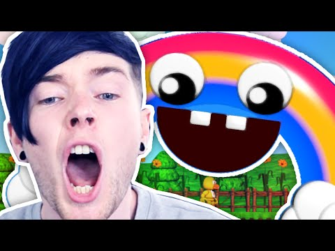 STUPIDEST GAME EVER!!!! | FNAF World Update 2 #13