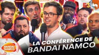 #E3JV La conférence de Bandai Namco et débrief à chaud ! 🎮   Bandai Namco Presents