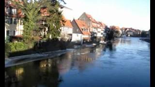 Бамберг: города Германии. Прогулка первая(НОВЫЕ!!! Видео отчёты про автомобильные путешествия в Европу в 2013 году, на нашем канале - mrDmitry64 http://fotodorogi.ru/..., 2012-02-15T19:03:03.000Z)