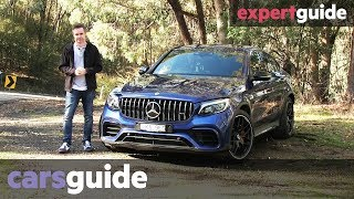 Mercedes-AMG GLC 63 S 2018 review