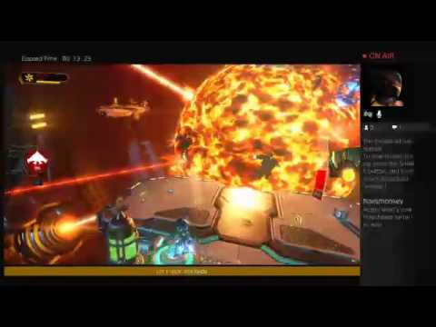 Ratchet And Clank Live Stream - FINAL BOSS?! ( Dr. Nefarious )