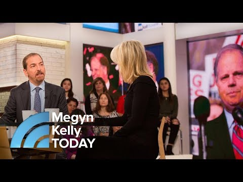 Chuck Todd: 'Turnout Was Through The Roof' To Defeat Roy Moore | Megyn Kelly TODAY