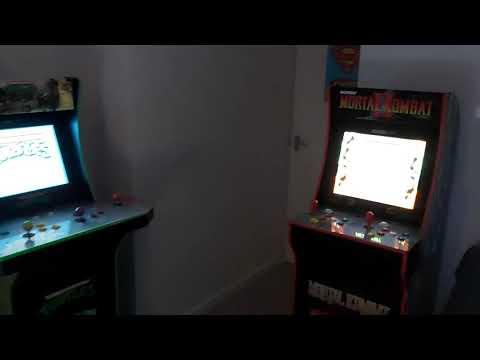 Game Room Update: Xmas 2020 - Arcade 1Up from DarthCaedus137