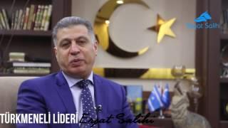 Türkmeneli Lideri Erşat Salihi